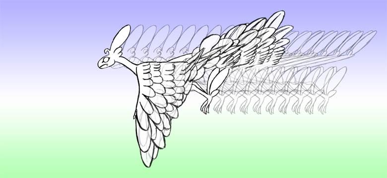 羽ばたき2-10