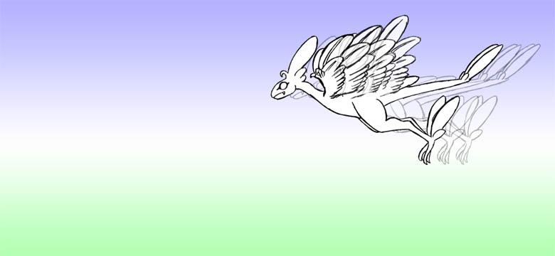 羽ばたき2-3